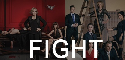 Battle SeriesAddict - Drame : The Good Wife VS Damages